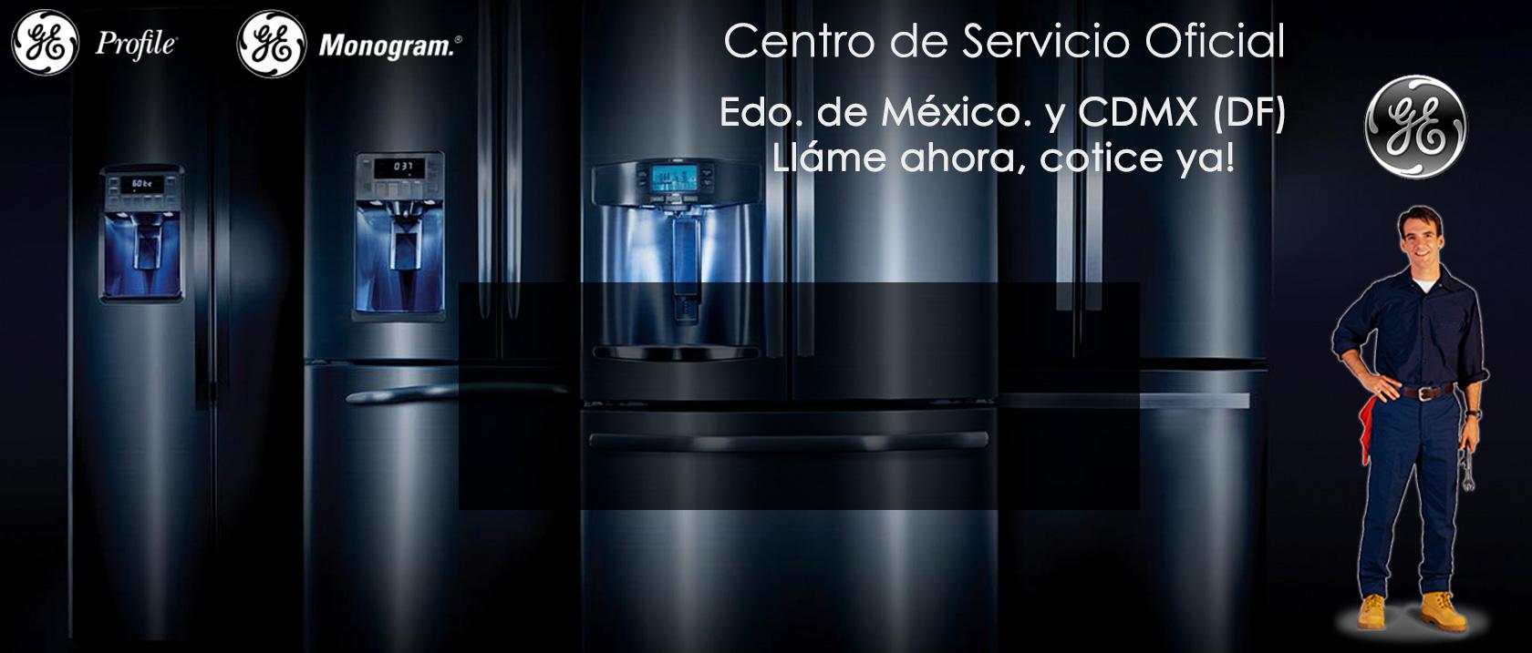 Centro t cnico de servicio l nea blanca general electric estado de m xico cdmx df - Servicio tecnico de general electric ...